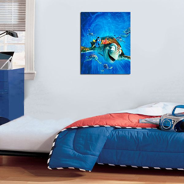 Quadro Decorativos Nemo 0010  - Paredes Decoradas
