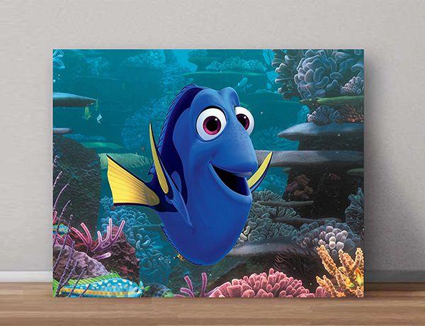 Quadro Decorativos Nemo 0011  - Paredes Decoradas