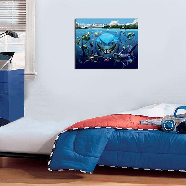Quadro Decorativos Nemo 0012