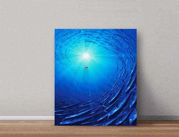 Quadro Decorativos Nemo 0013  - Paredes Decoradas