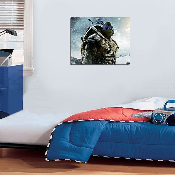 Quadro Decorativos Tartarugas Ninjas 0027