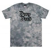 Camiseta Drop Dead Especial Snake Grey