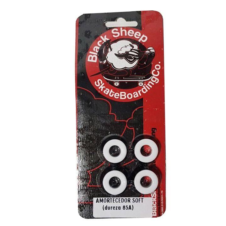 Amortecedor Black Sheep Soft 85A Branco