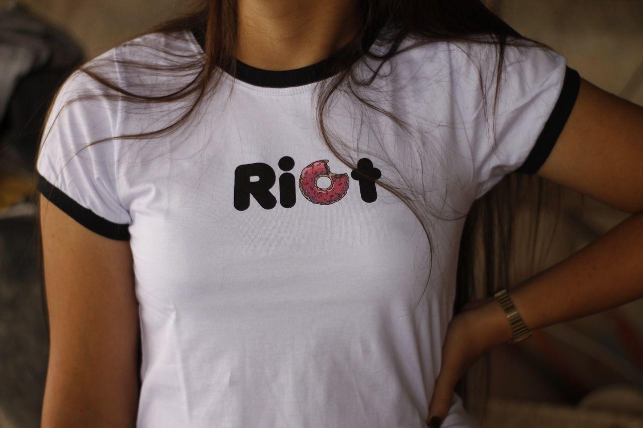 Blusinha Riot Sweet White