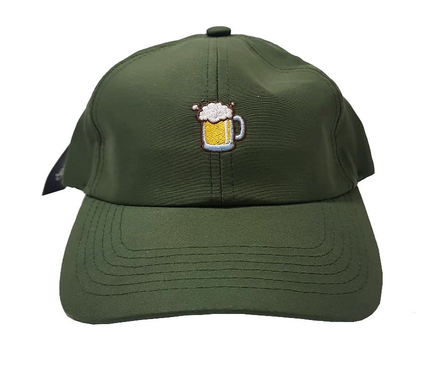 Boné Black Sheep Dad Hat Beer Green