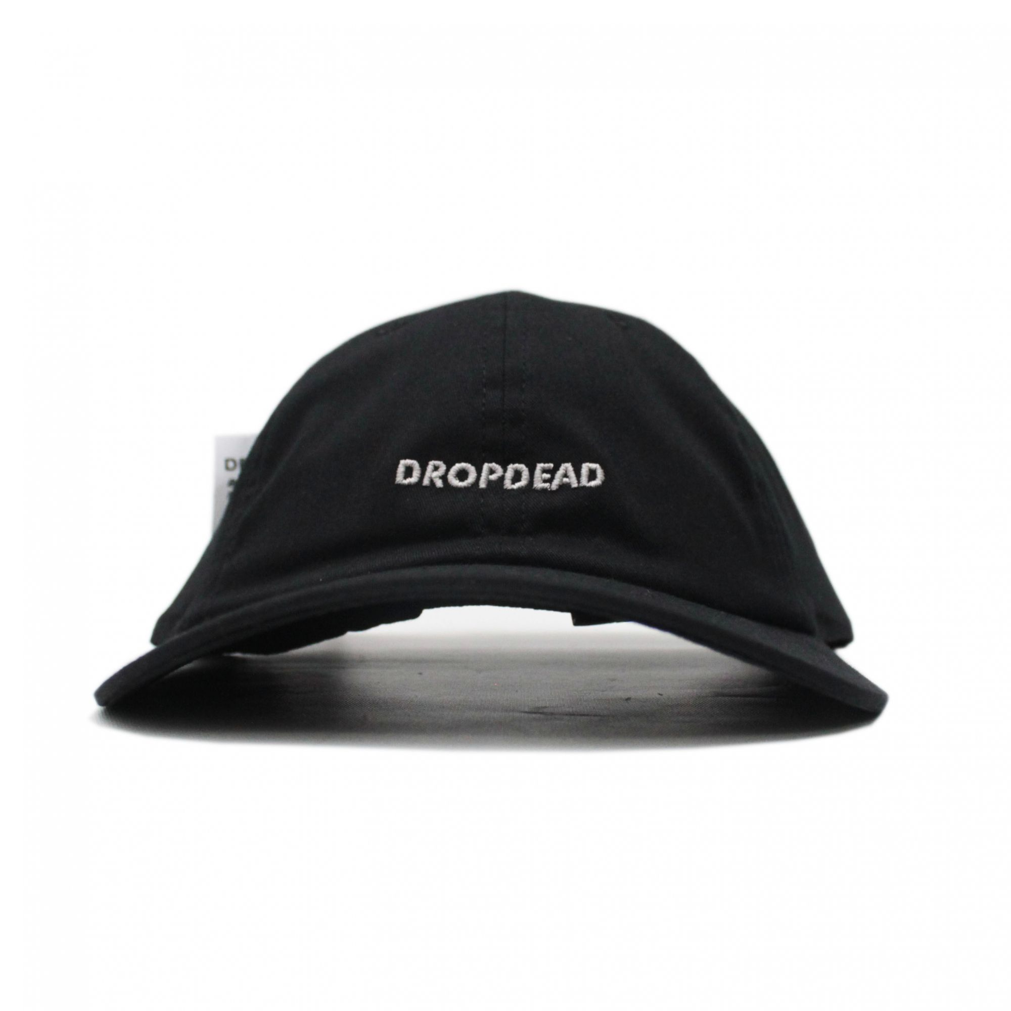 Boné Drop Dead Dad Hat Futura Preto
