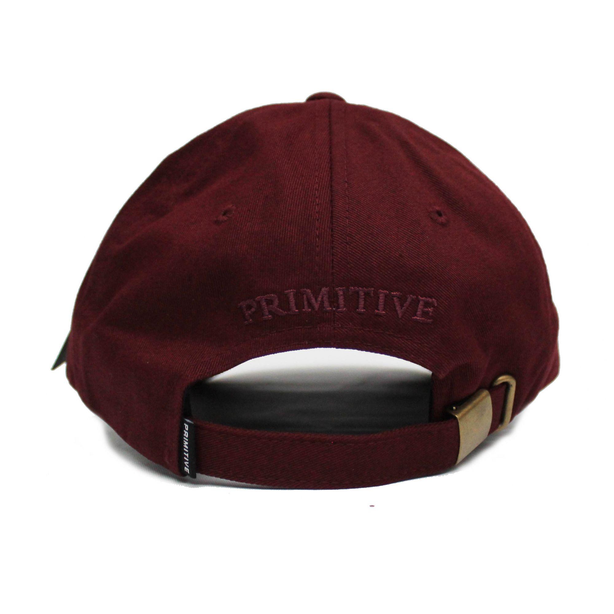 Boné Primitive Dad Hat Classic P Vinho