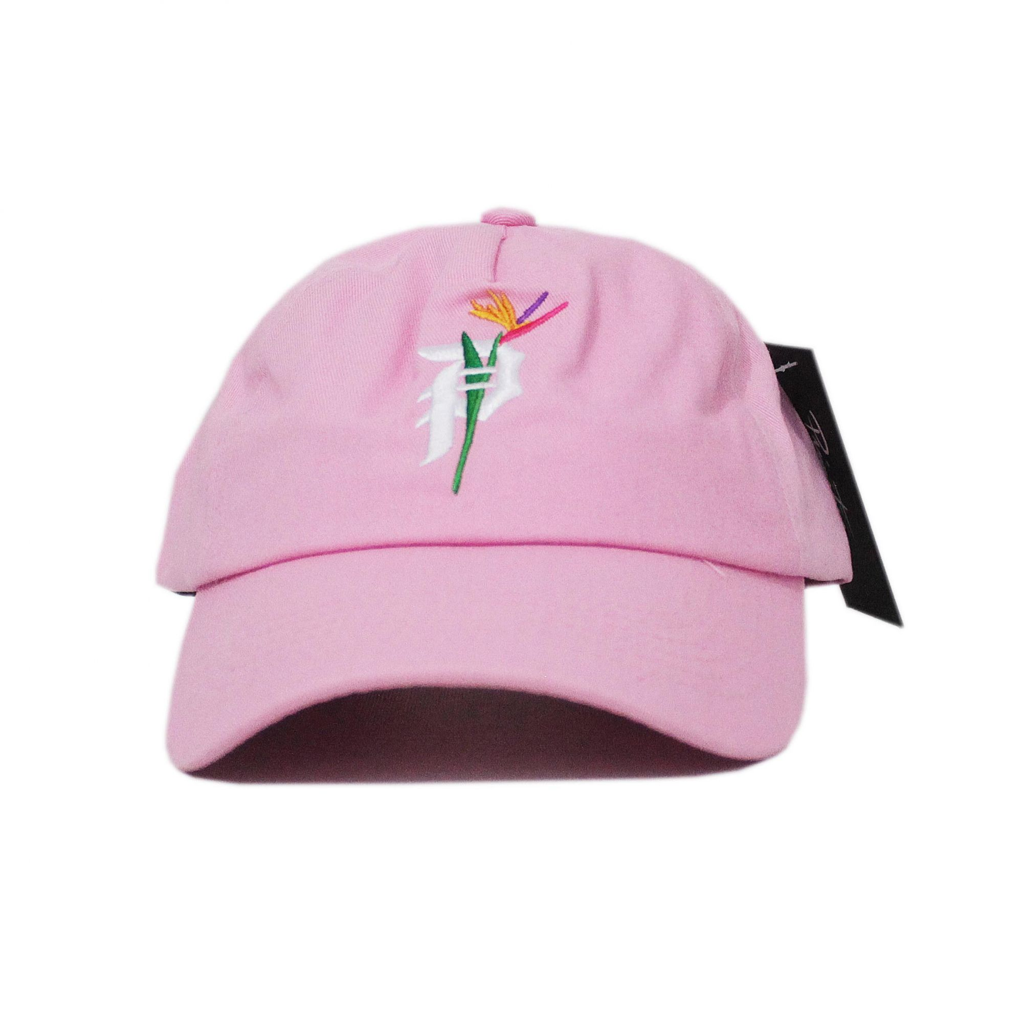 Boné Primitive Dad Hat Dirt P Paradise Rosa