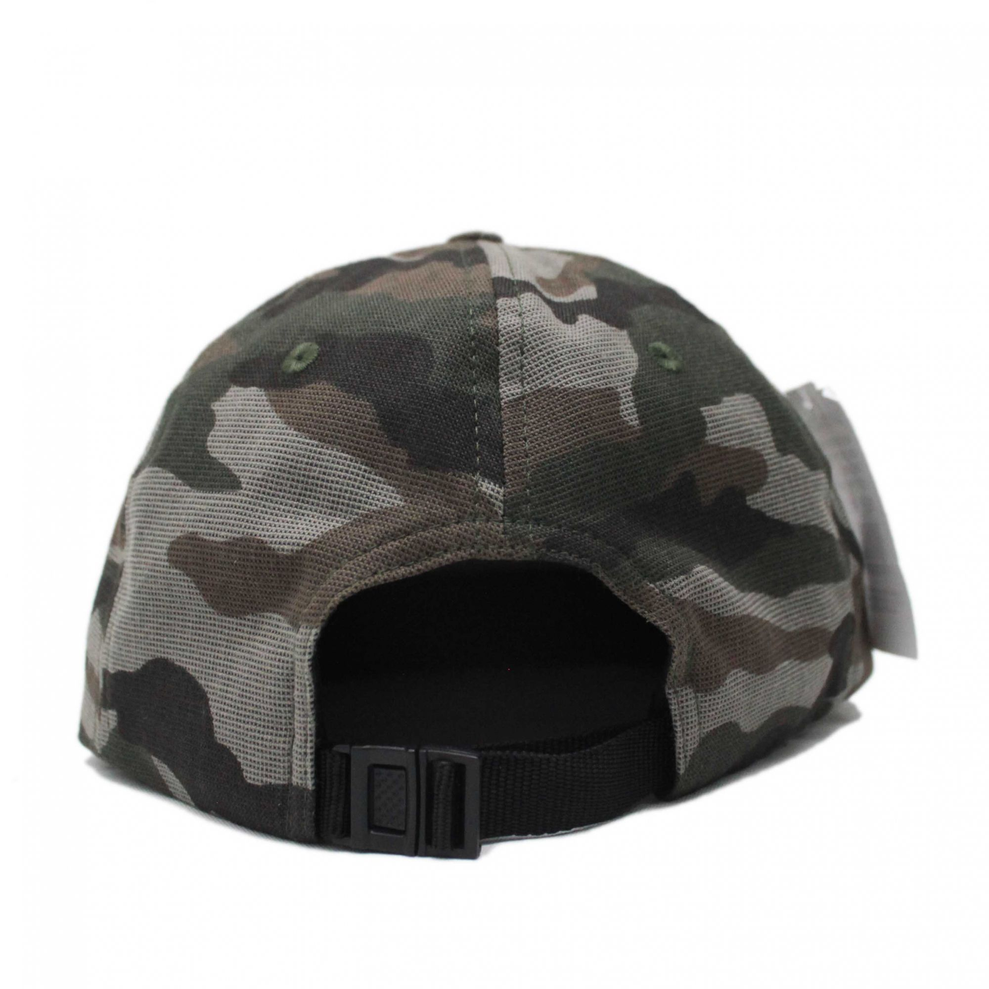 Boné Santa Cruz Snapback Screaming Hand Camuflado