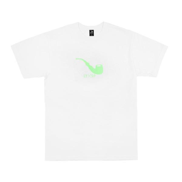 Camiseta Blaze Pipe Reflect Branco (Brilha no escuro)