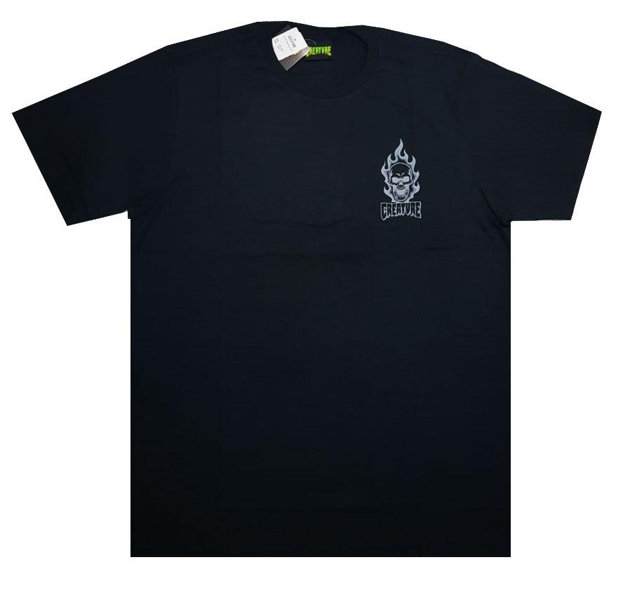 Camiseta Creature Bonehead Black