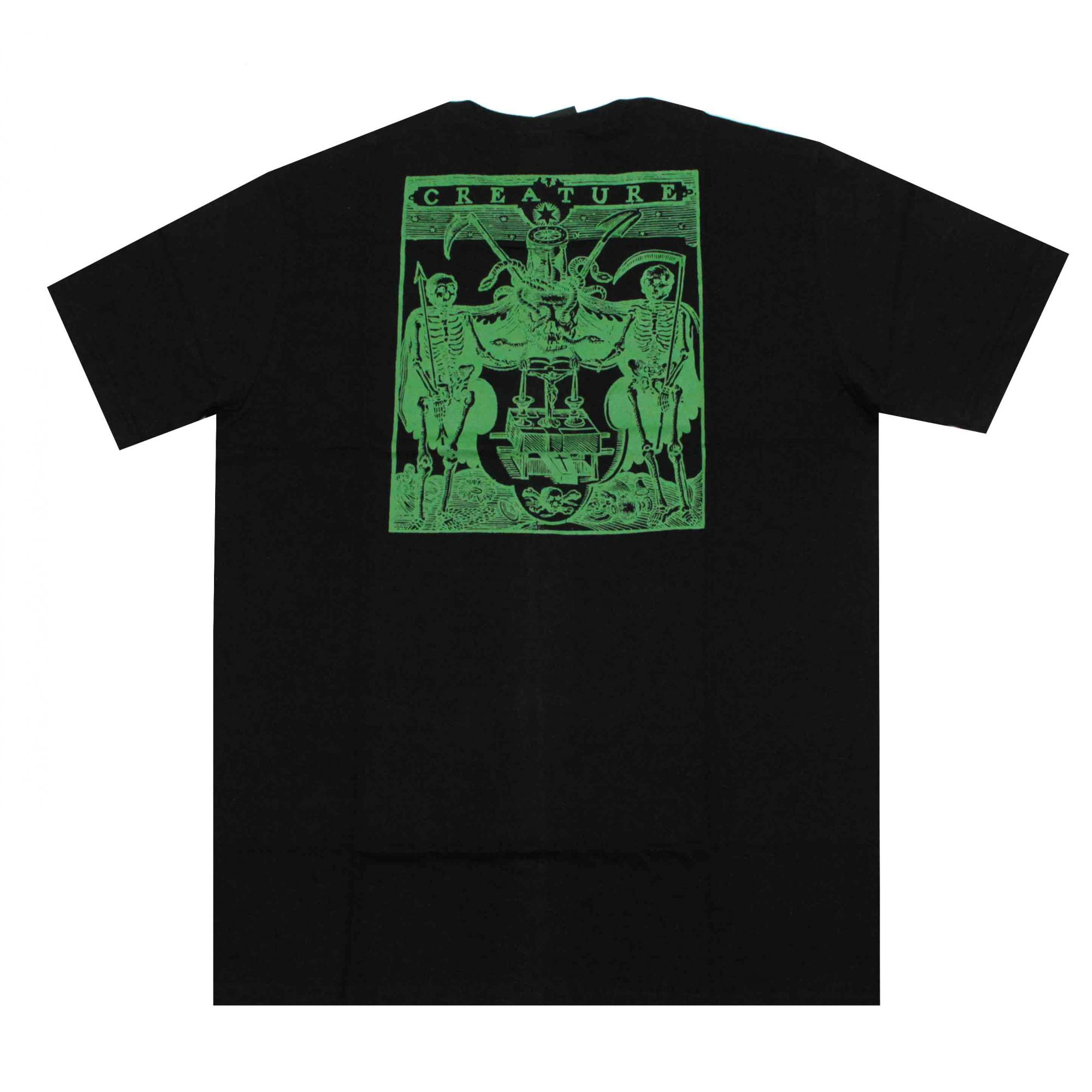 Camiseta Creature FRV Black