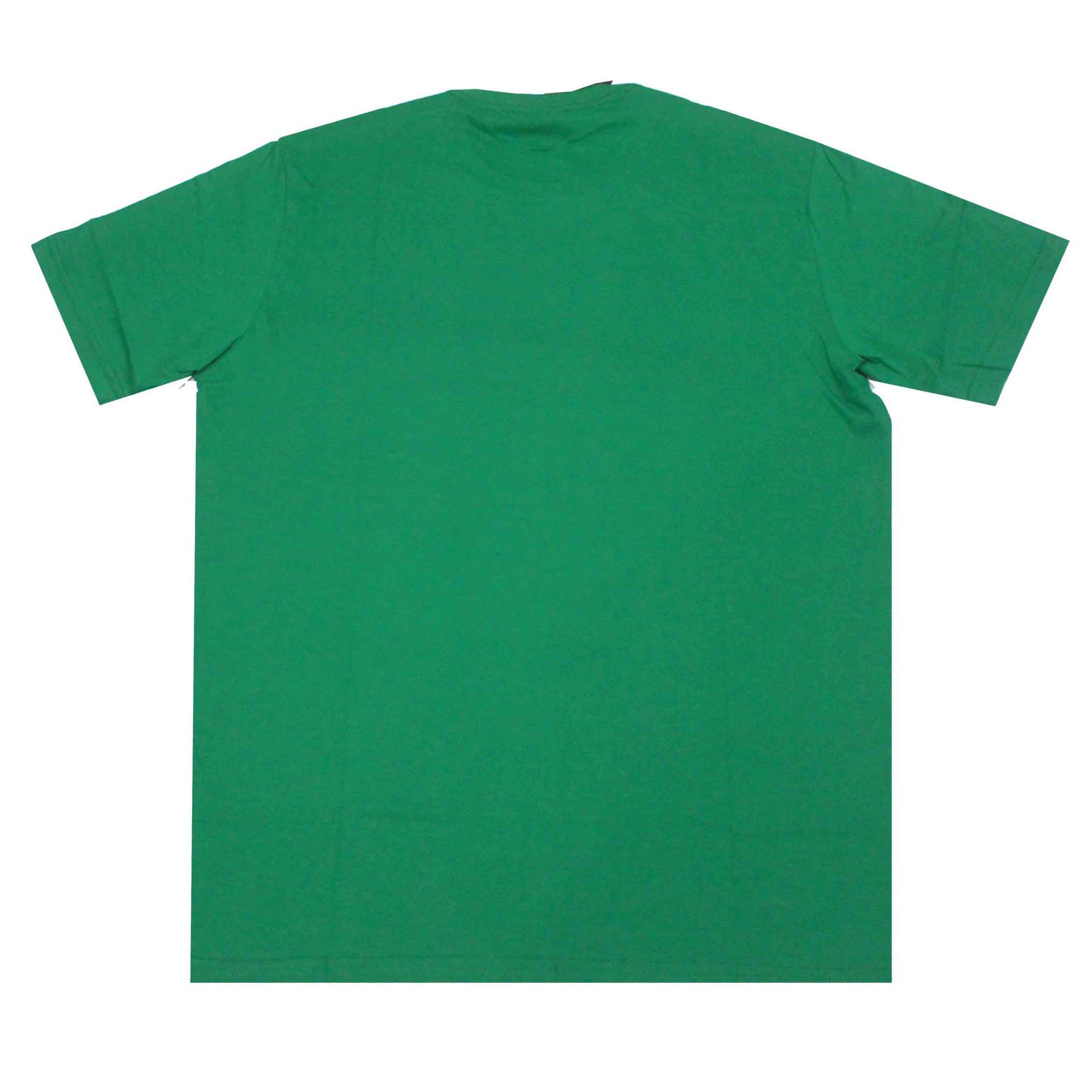Camiseta Creature Logo Green