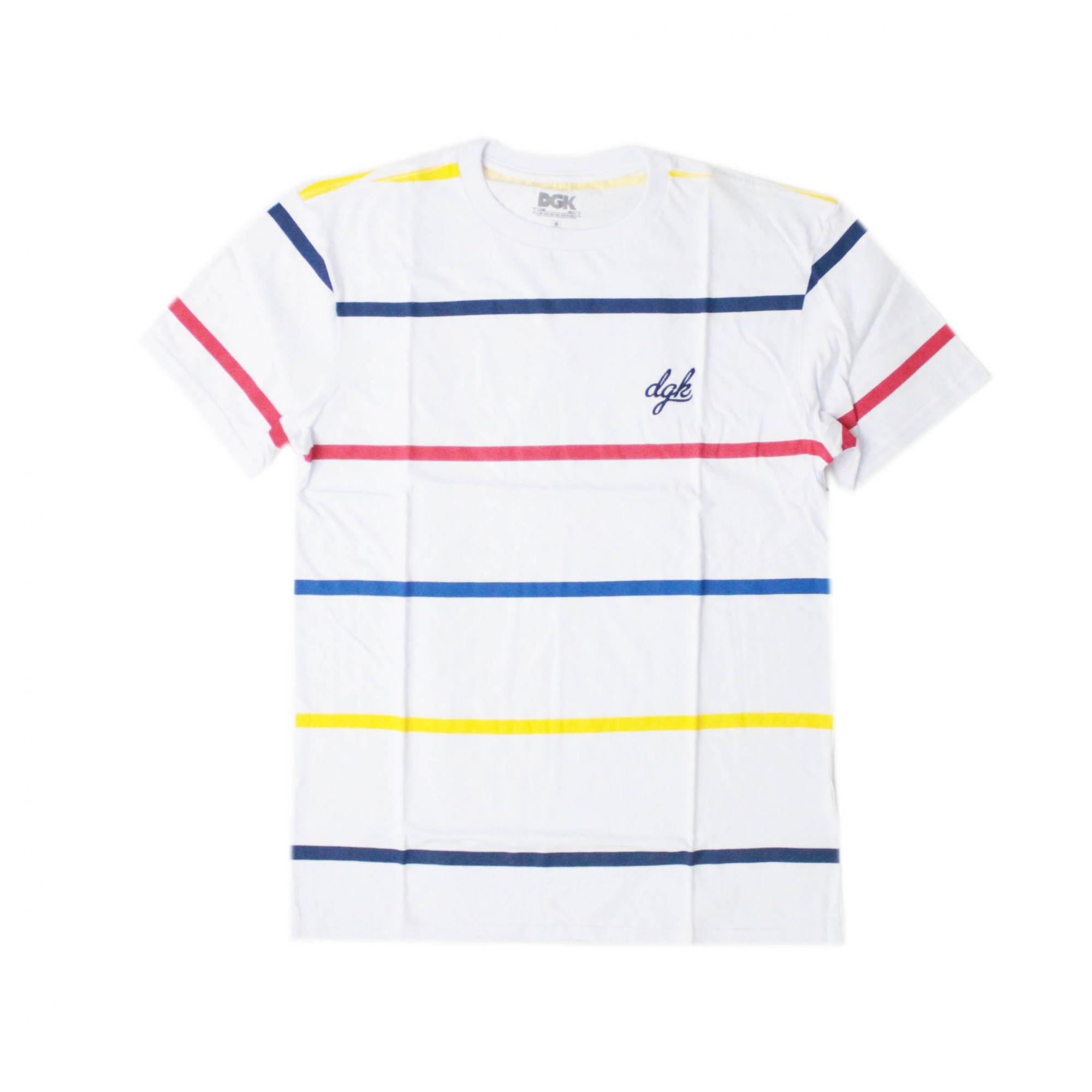 Camiseta DGK Baseline Branco