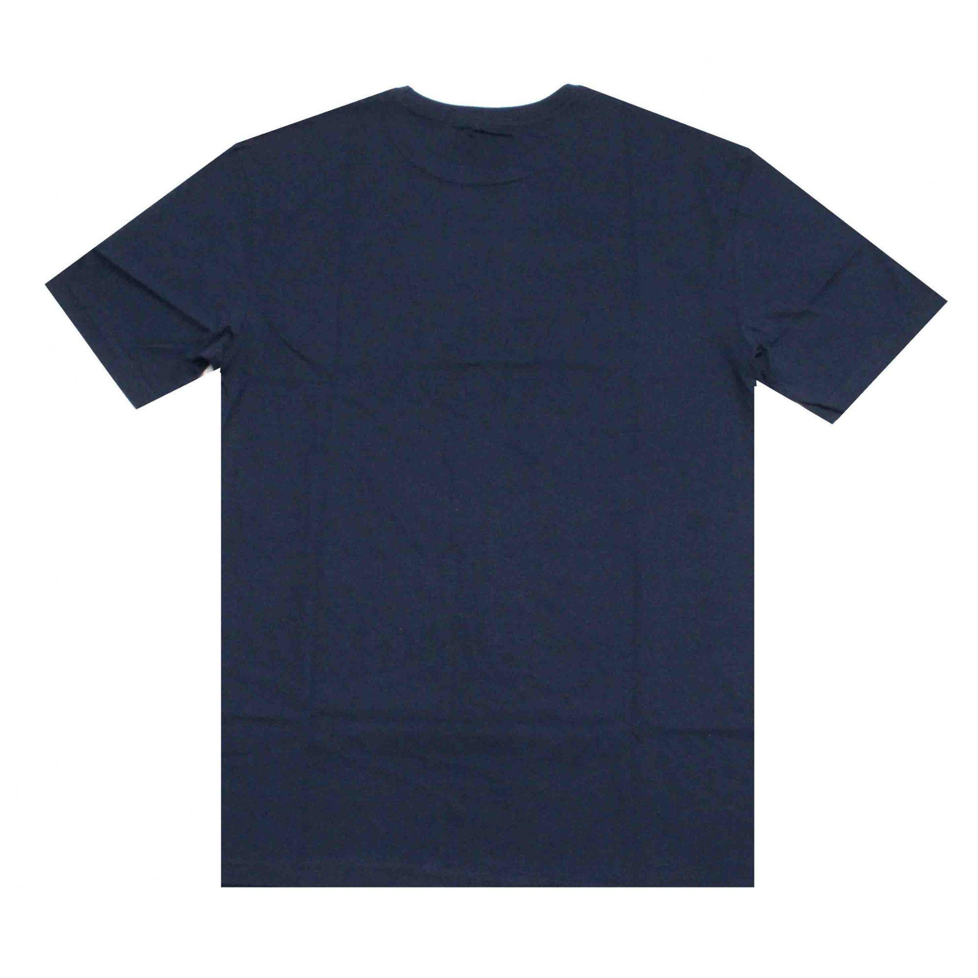 Camiseta DGK Hustle Blue Navy