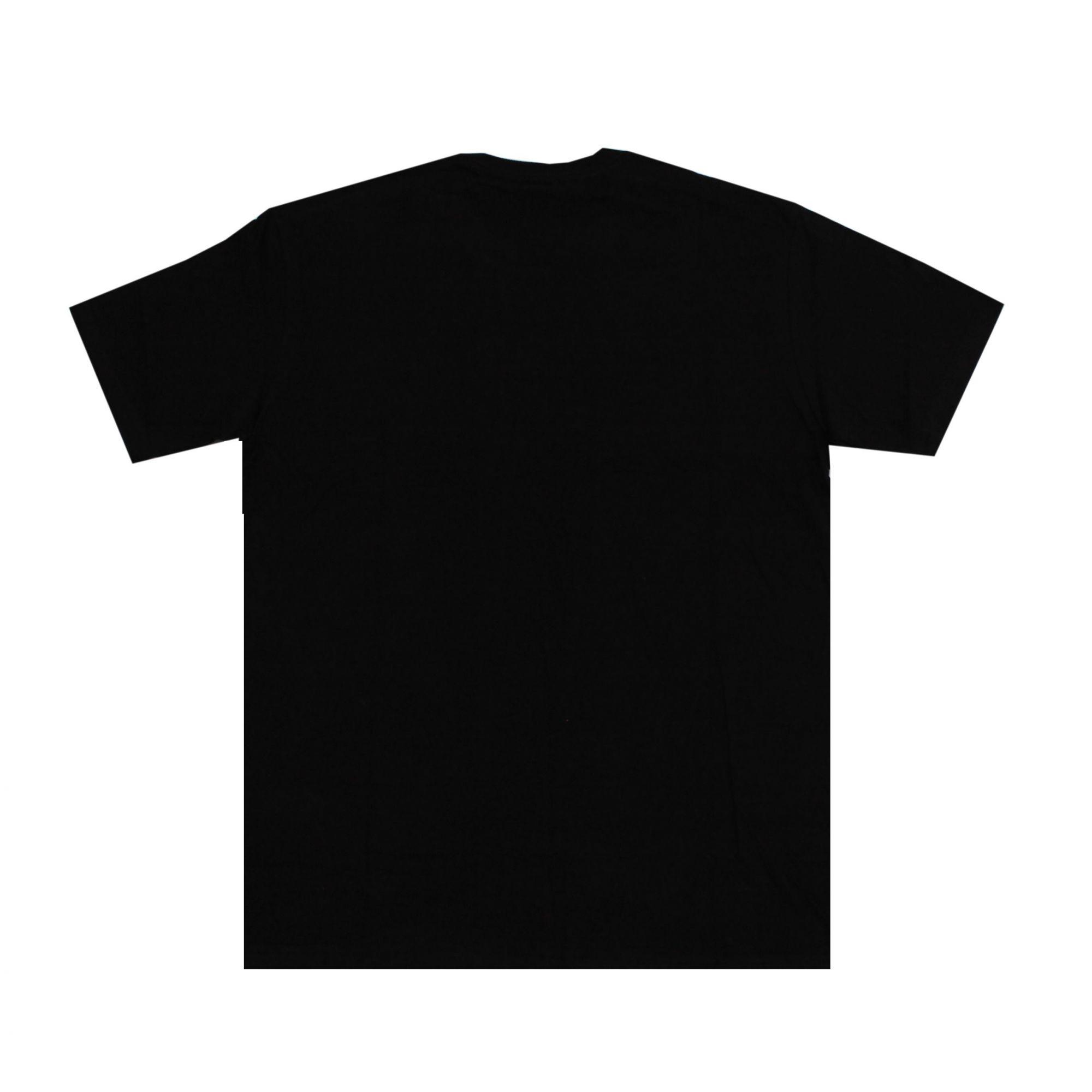 Camiseta Diamond Rose Preto