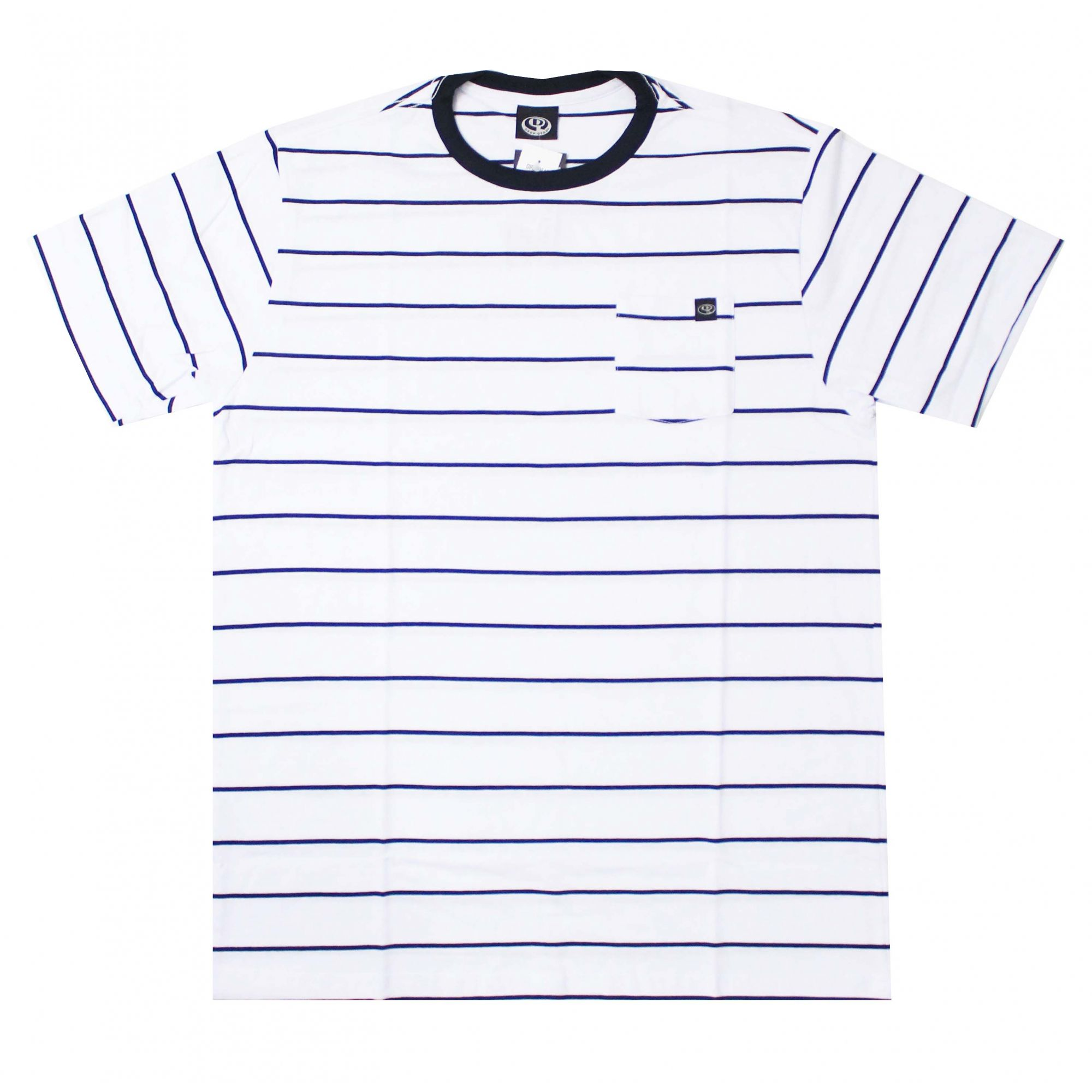 Camiseta Drop Dead Fine Branca