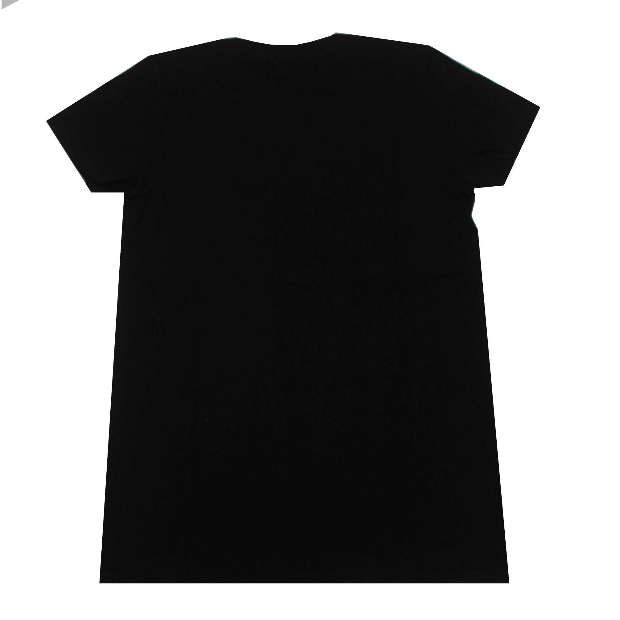 Camiseta Feminina Thrasher Magazine Boyfriend Preto