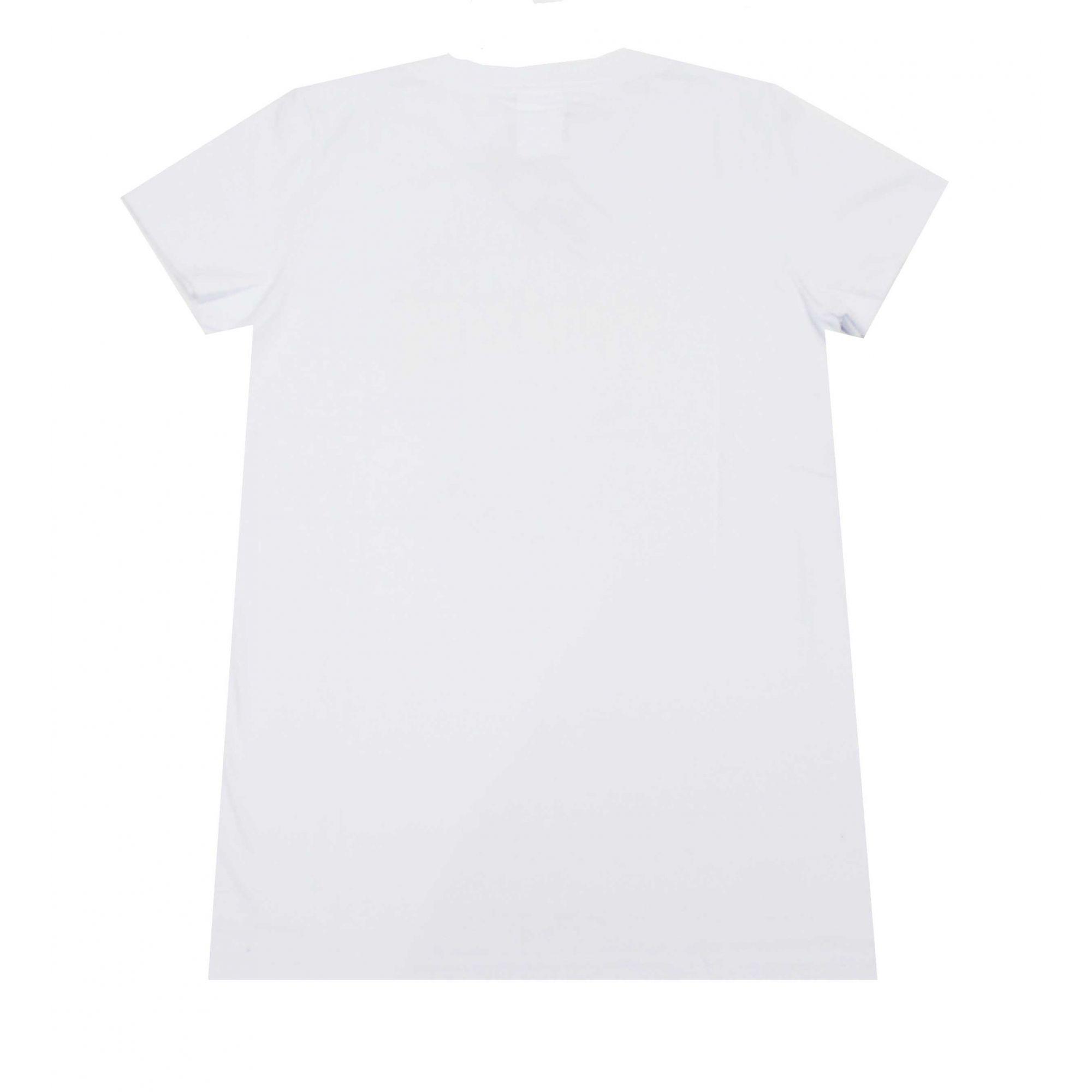 Camiseta Feminina Thrasher Magazine Boyfriend White