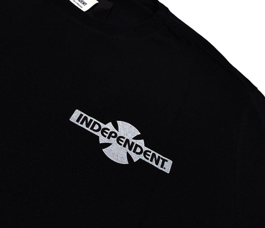 Camiseta Independent BTG Cross Black