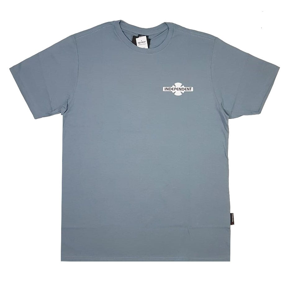 Camiseta Independent BTG Cross Indigo Blue