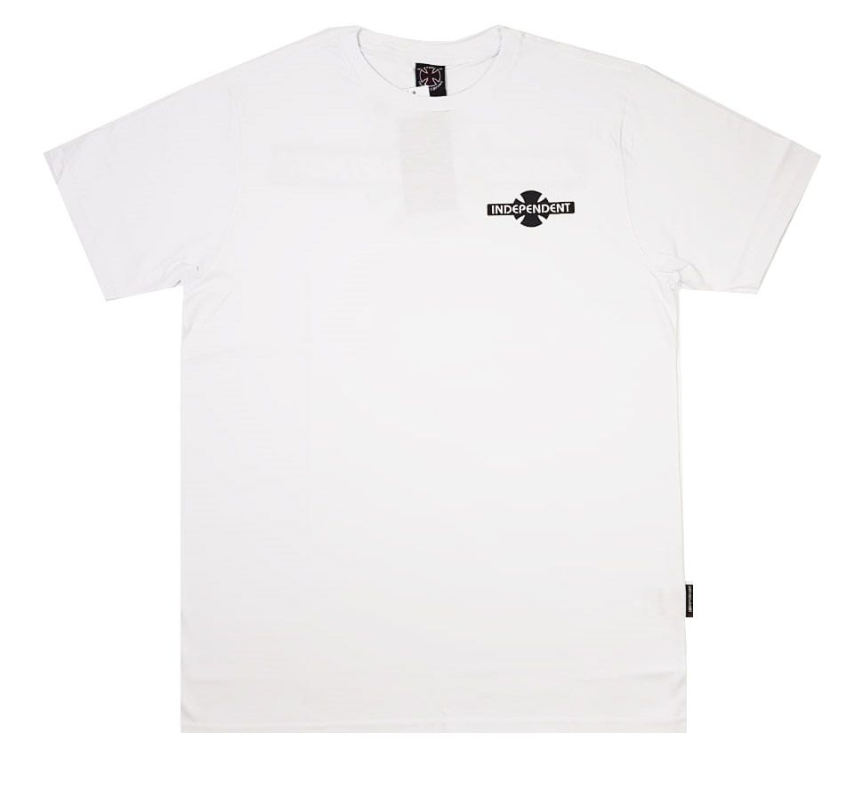 Camiseta Independent BTG Cross White
