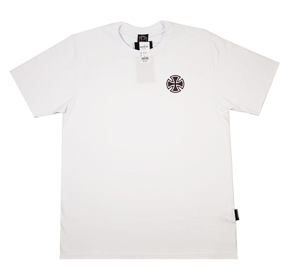 Camiseta Independent NOBS White