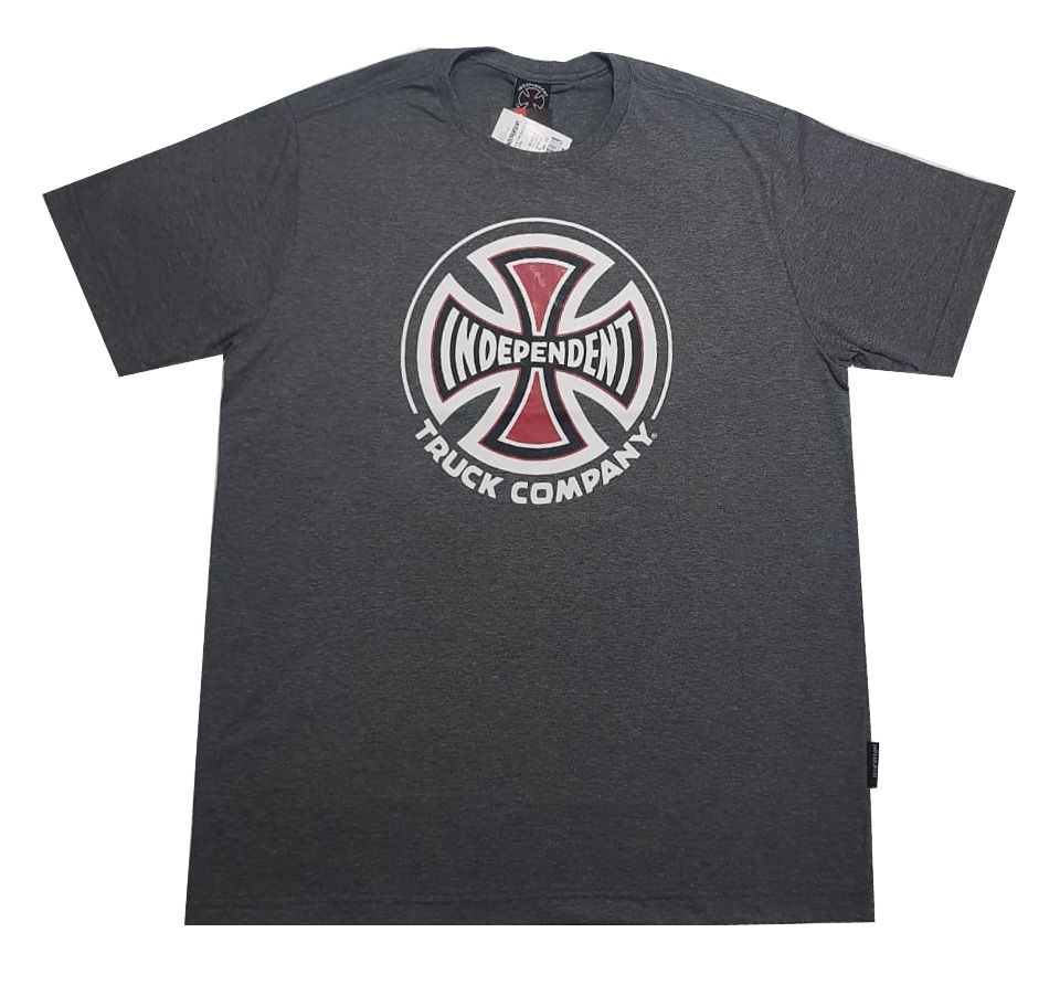 Camiseta Independent Truck Co 3 Colors Grey