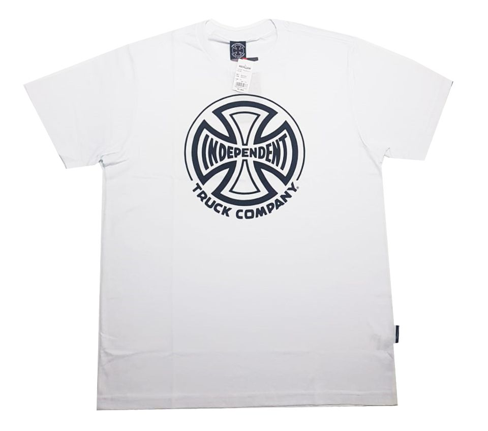 Camiseta Independent Truck Co One Color White