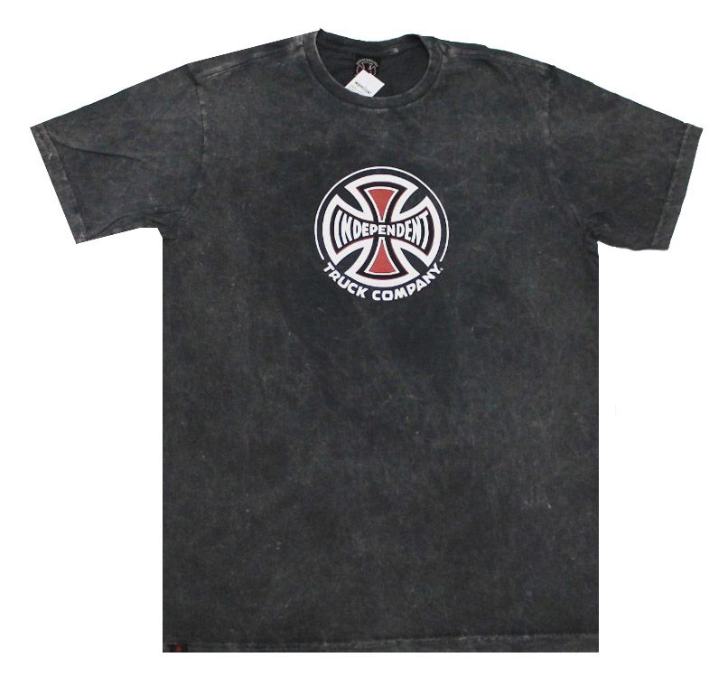 Camiseta Independent Truck Company Heavy Wash