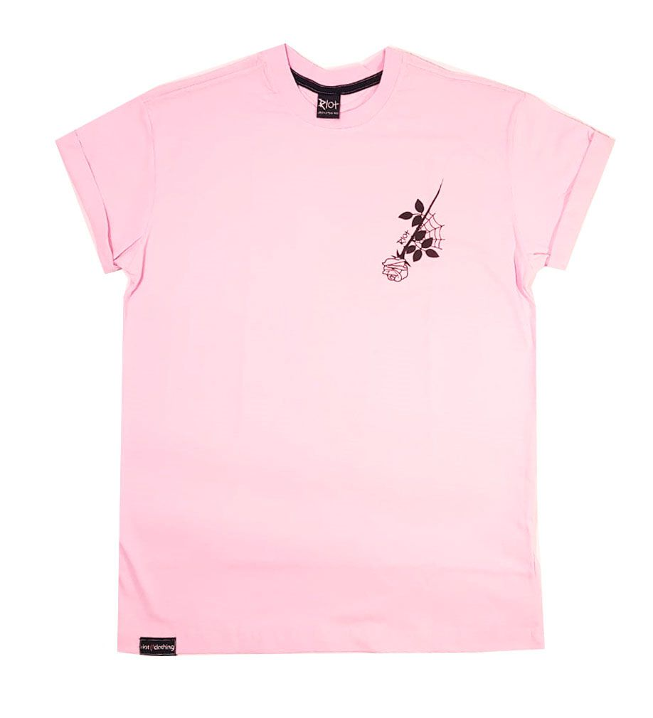 Camiseta Riot Wild Pink