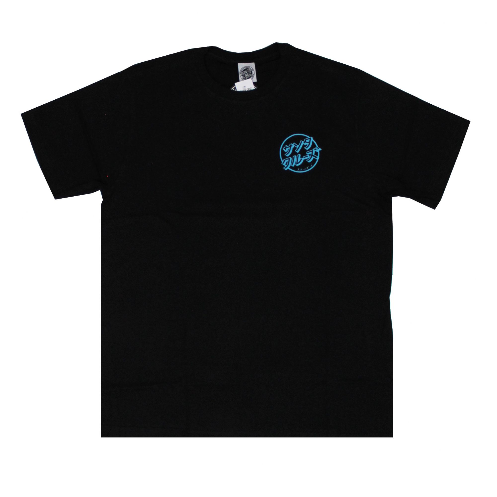 Camiseta Santa Cruz Hando Preto