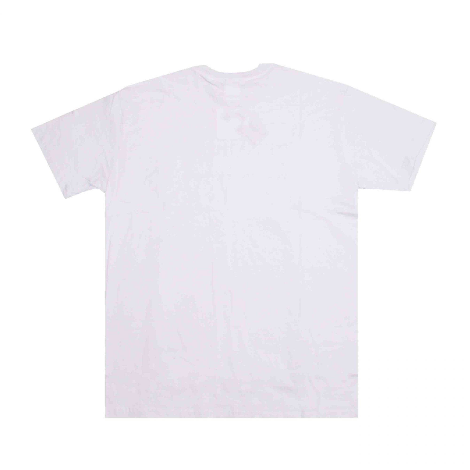 Camiseta Thrasher Magazine Flame Mag Branco