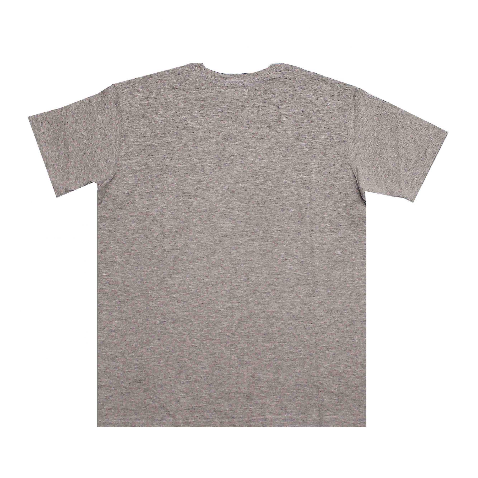 Camiseta Thrasher Magazine Gonz Cover Heliconia Cinza Mescla