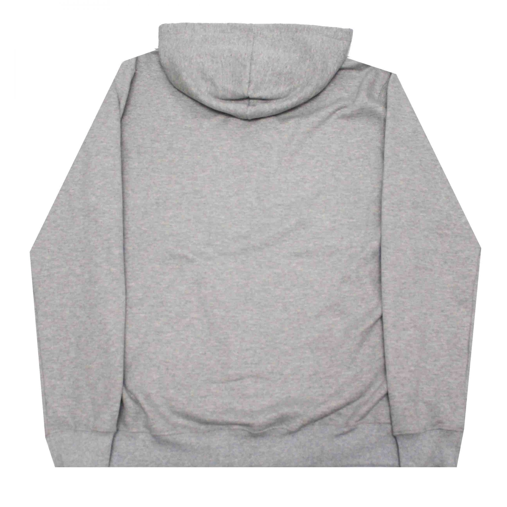 Moletom Thrasher Magazine Zipper Mini Skate Mag Hoodie Grey