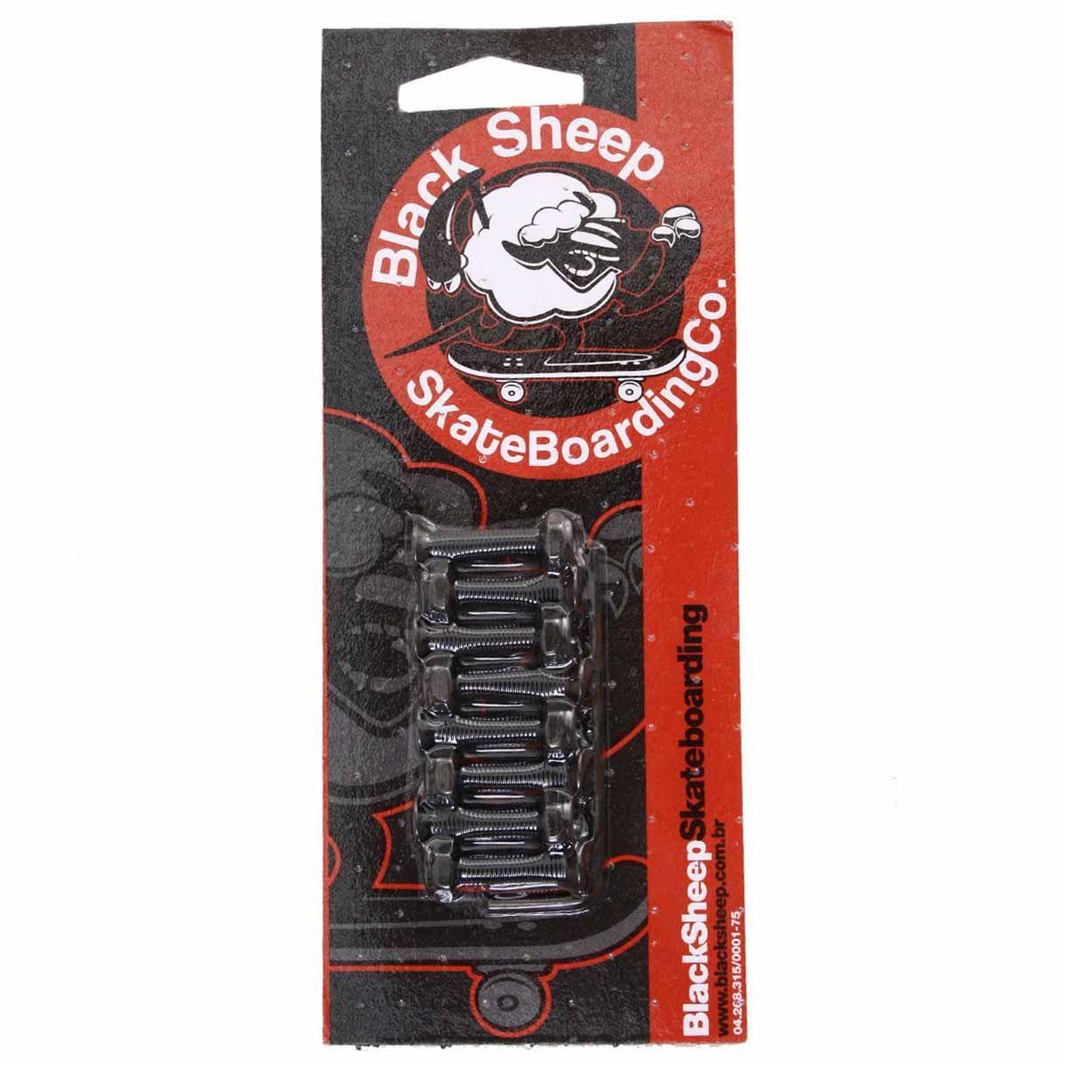 Parafuso de Base Black Sheep Porca 10
