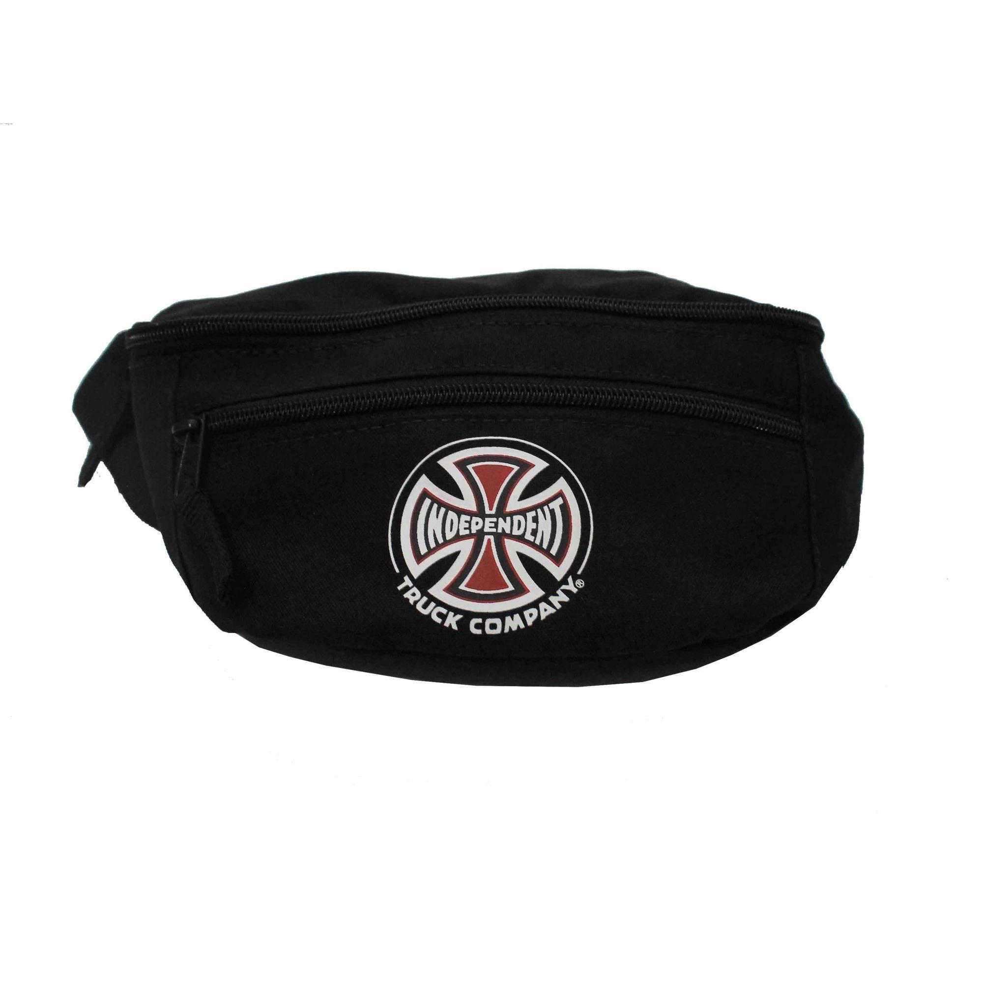 Pochete Independent Truck Company Bag Pack Black