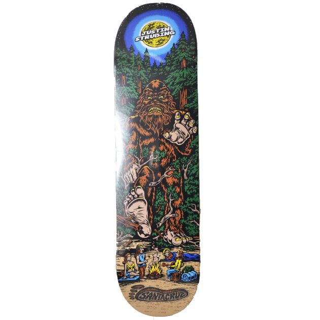 Shape Maple Santa Cruz Strubing Bigfoot Importado - 8.3