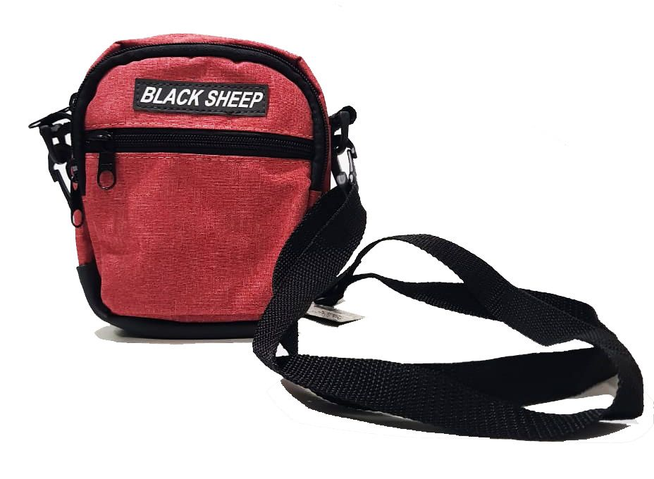 Shoulder Bag Black Sheep Classic Red