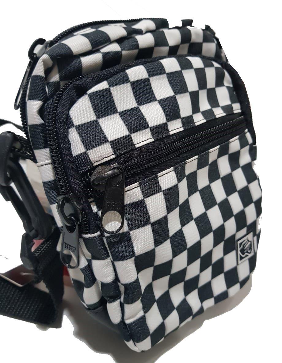 Shoulder Bag Black Sheep Classic Xadrez