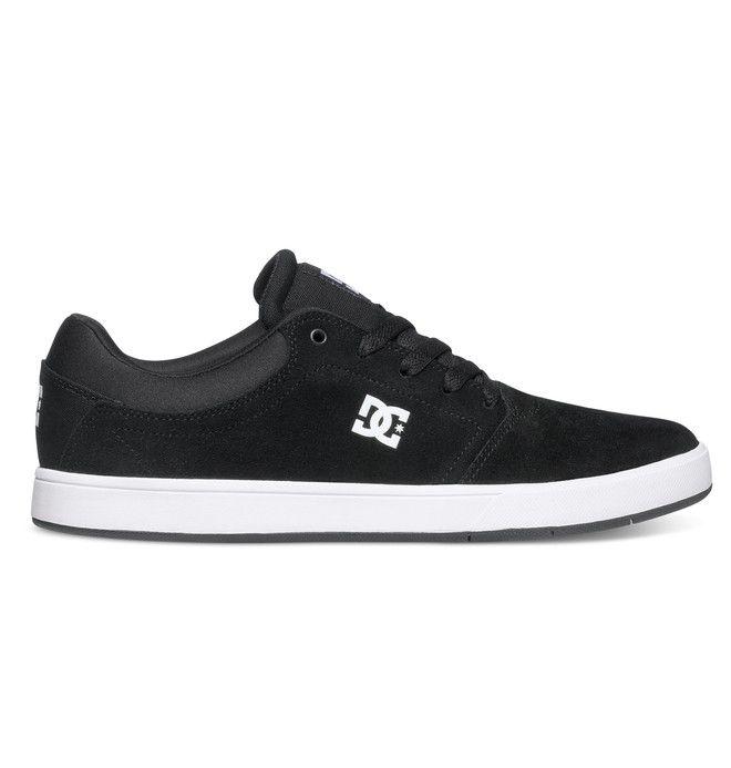 Tênis DC Shoes Crisis LA Black/White