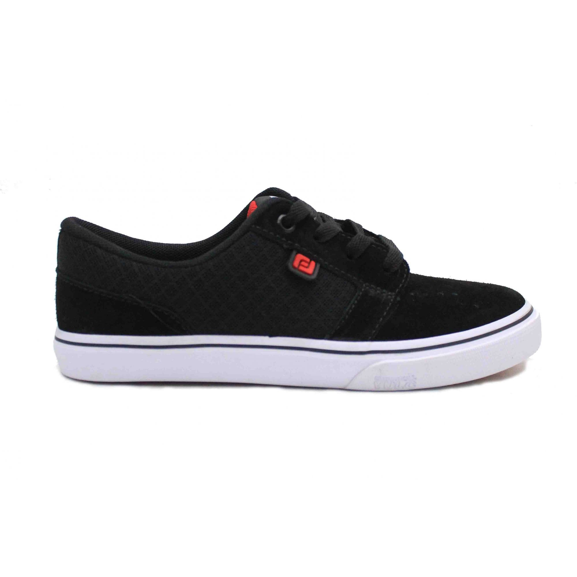 Tênis Freeday Select Black/White/Red