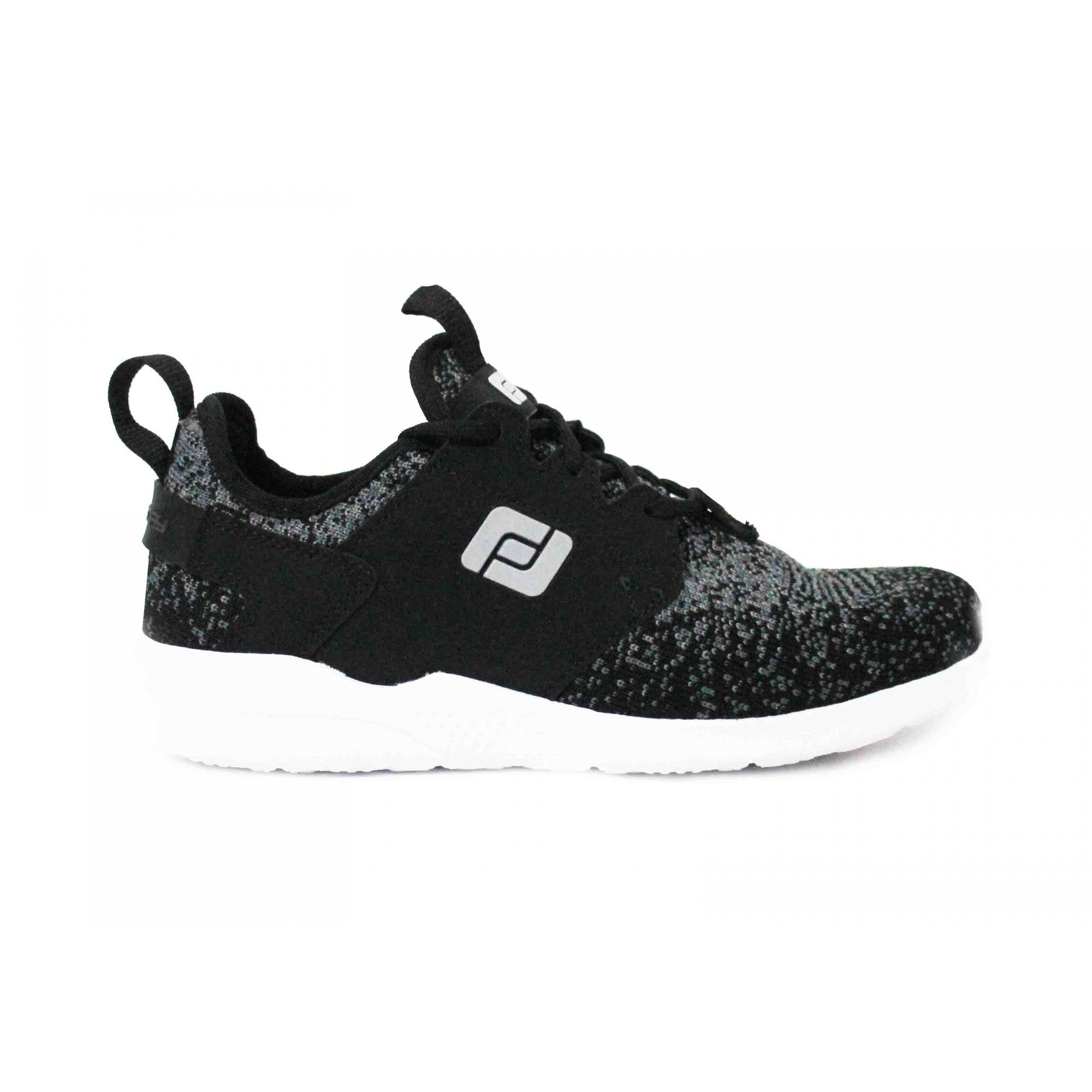 Tênis Freeday Snake Black/Grey/White