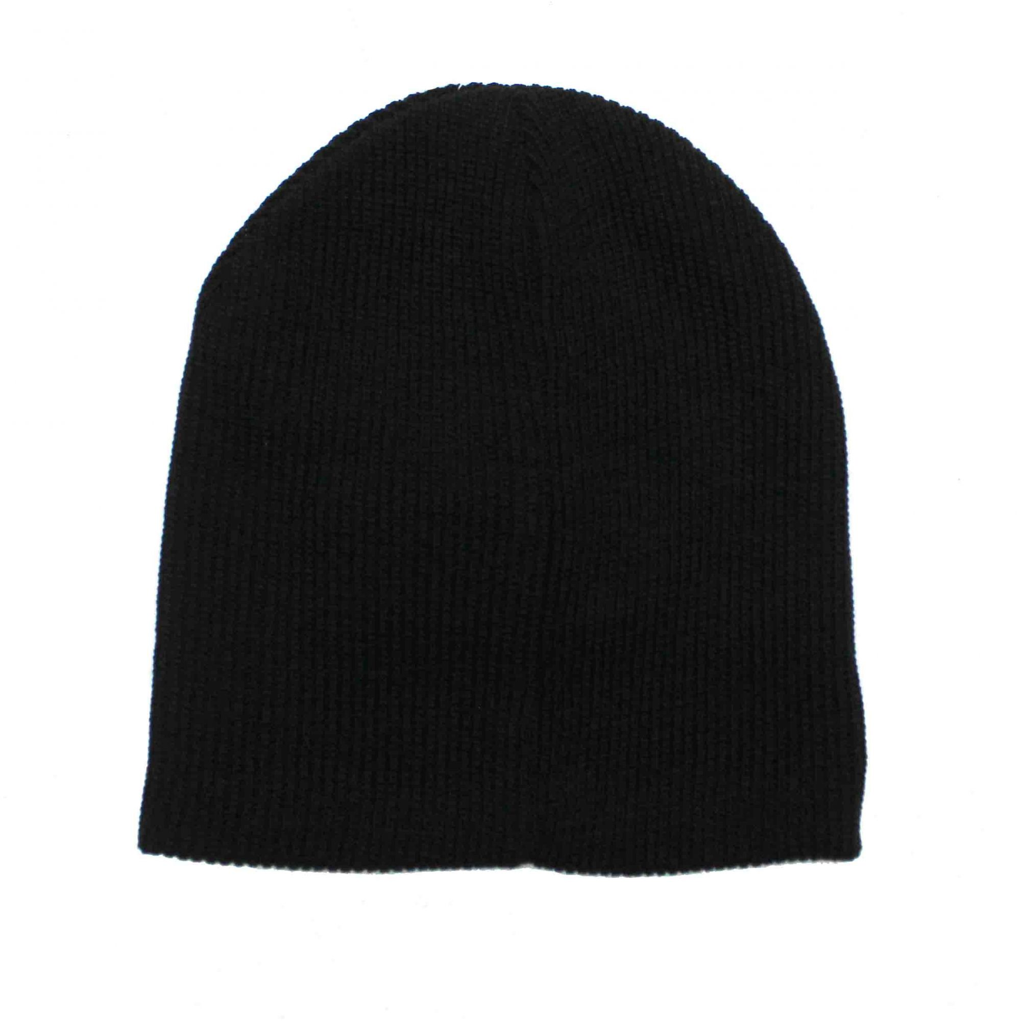 Touca Thrasher Magazine Skate and Destroy/Goat Beanie Black