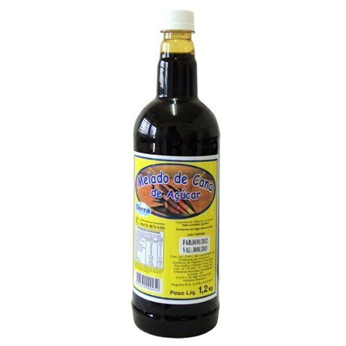 Melado De Cana De Açucar 100% Pura 1.2kg Adocante Natural