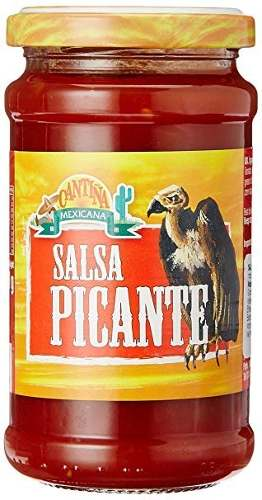 Molho Picante Jalapena Burrito Nachos Tacos Mexicana 220g