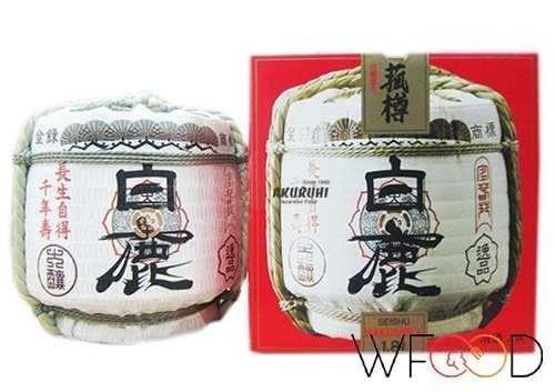 Sake Hakushika Komo Taru Josen 1800ml Restaurante
