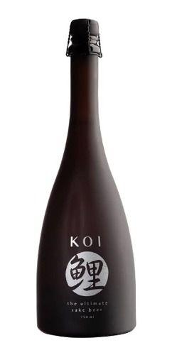 Koi Sake Beer Saque Ultimate  750ml