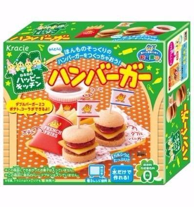 Kracie Happy Kitchen Doce Japones Presente Crianca