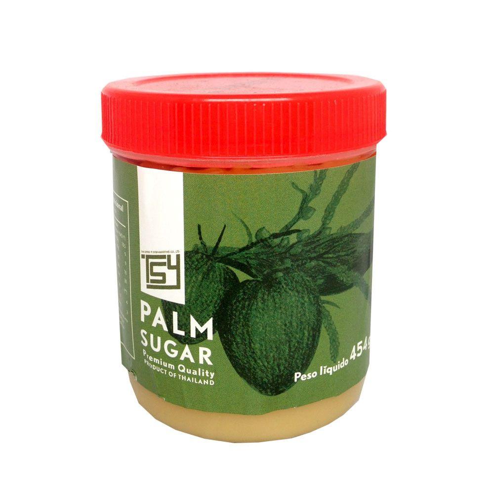 Açucar de Palma Tailandês Palm Sugar Natural 454gr